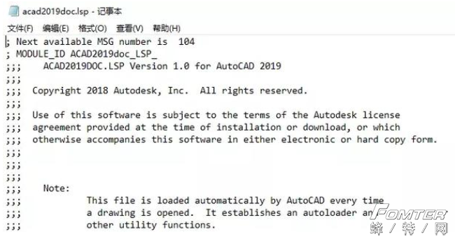 AutoCAD教程之关于LISP的病毒防治-蜂特网