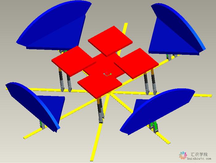 雨伞变形设计图片